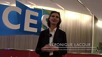 CES 2020 Las Vegas :  ITW de Véronique Lacour EDF #CES2020 de #LasVegas @jblefevre60 @Ym78200 @pierrepinna @ipfconline1 @labordeolivier @tewoz @PironTristan @MichaGUERIN @EDFofficiel @EDFpulse