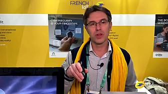 CES 2020 Las Vegas :  Le Groupe La Poste présente KeoPass , une des #Startups #FrenchIoT présente au#CES2020 @KeoPass_com  @VanessaChocteau @Vpagnon @Clara_Schtt @MichaGUERIN