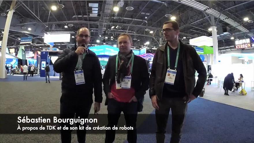 CES 2020 Las Vegas : Sébastien Bourguignon nous parle de TDK #CES2020 de #LasVegas @jblefevre60 @Ym78200 @pierrepinna @ipfconline1 @labordeolivier @tewoz @PironTristan @MichaGUERIN @tdkamerica